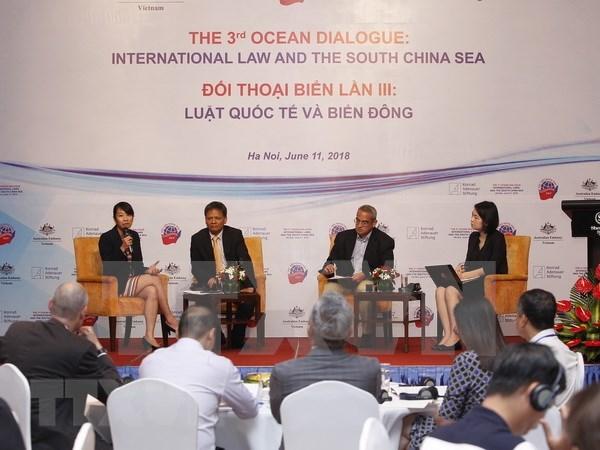 Debaten en Vietnam gestion de disputas en el Mar del Este hinh anh 1