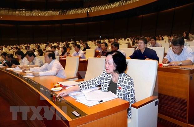 Vietnam posterga aprobacion de Ley de Unidades Administrativas- Economicas Especiales hinh anh 1