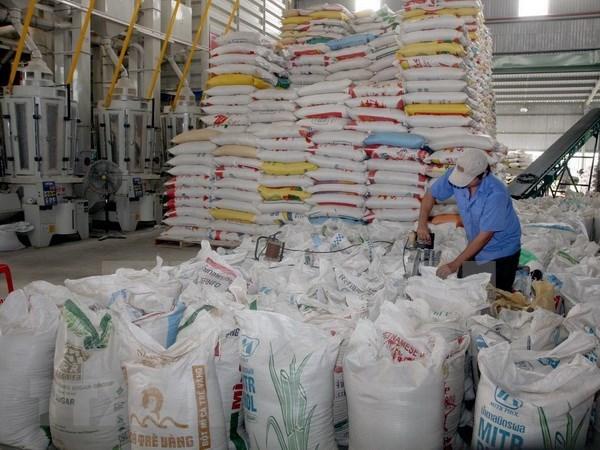 Tailandia se propone exportar mas de 10 millones de toneladas de arroz este ano hinh anh 1
