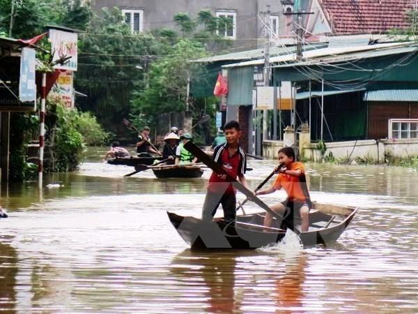 Vietnam inicia proyecto de actualizacion de mapas de riesgo de desastres naturales hinh anh 1