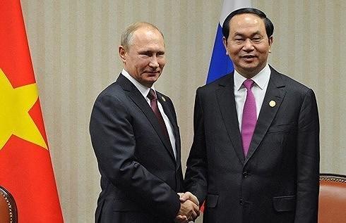 Vietnam felicita a Rusia por su Dia Nacional hinh anh 1