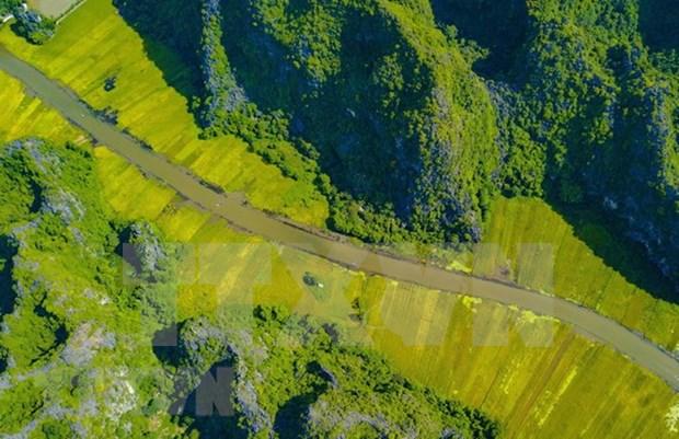 Provincia norvietnamita de Ninh Binh busca promover turismo local hinh anh 1