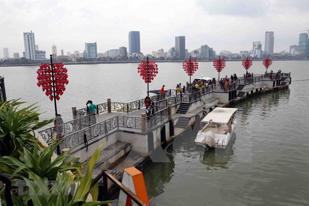 Ciudad vietnamita de Da Nang busca convertirse en un centro urbano inteligente y verde hinh anh 1