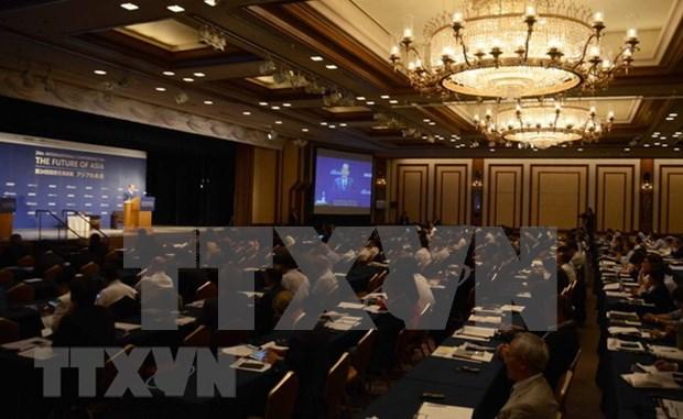 Vicepremier de Vietnam interviene en XXIV Conferencia Internacional sobre el Futuro de Asia hinh anh 1