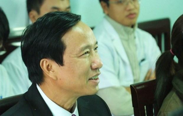 Por primera vez medico vietnamita recibe premio Nikkei Asia por sus aportes cientificos hinh anh 1
