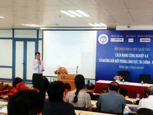 El 72% de las companias Fintech de Vietnam opta por cooperar en lugar de competir con los bancos hinh anh 1
