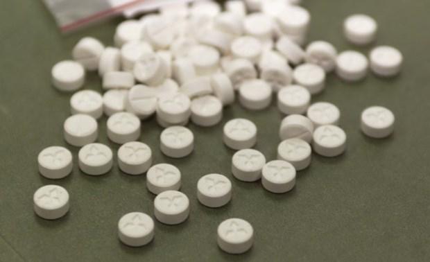 Vietnam decomisa paquete de metanfetamina enviado por correo desde Paises Bajos hinh anh 1