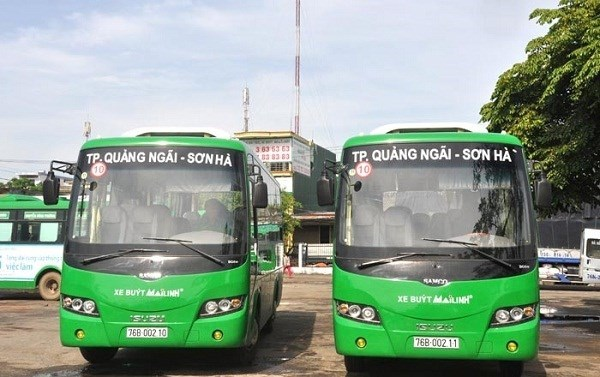 Cooperacion entre empresas de transporte de pasajeros Vietnam- Japon hinh anh 1