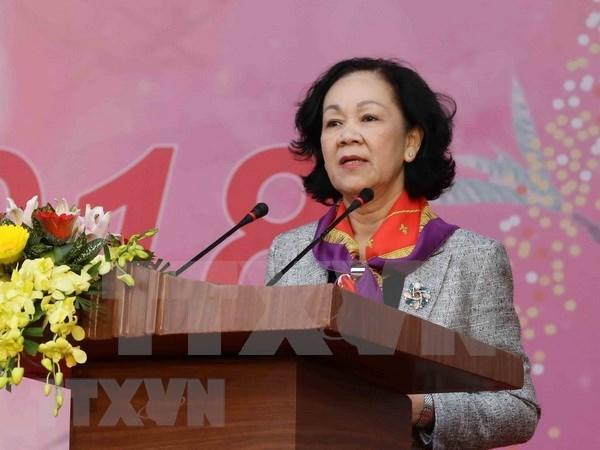 Vietnam trabaja para garantizar la igualdad de genero hinh anh 1