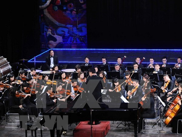Interpretaran en Vietnam obras de compositor Antonin Dvorak hinh anh 1
