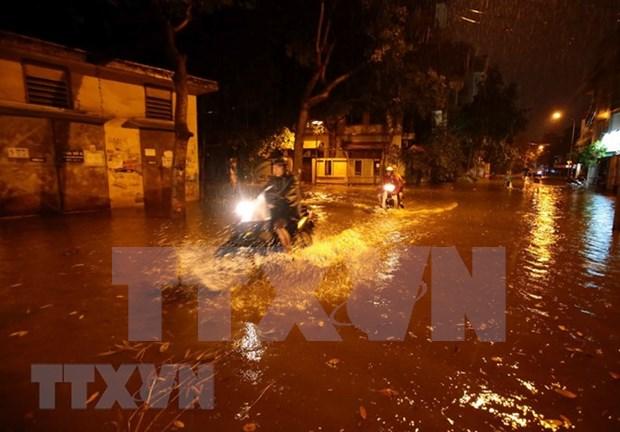 Facebook asiste a Vietnam en prevencion y lucha contra desastres naturales hinh anh 1