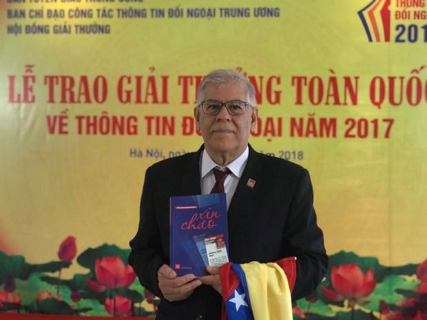 Casi 70 obras reciben premios de Informacion para el Exterior 2017 de Vietnam hinh anh 2