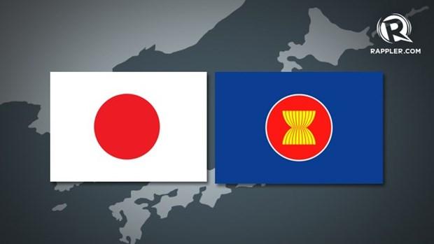 Japon reitera apoyo al rol central de ASEAN en la region hinh anh 1