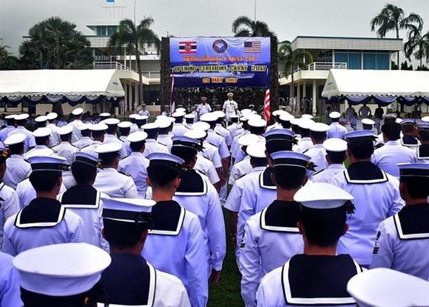 Estados Unidos y Tailandia realizan ejercicio militar conjunto CARAT hinh anh 1