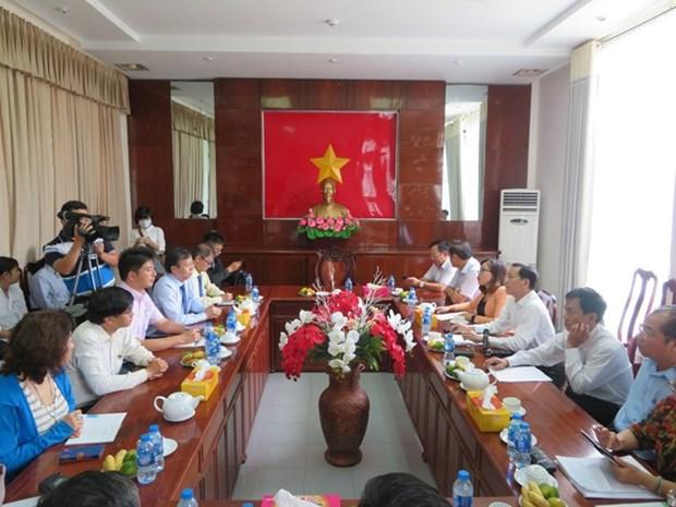 Japon colabora con ciudad vietnamita en desarrollo agricola mediante inteligencia artificial hinh anh 1