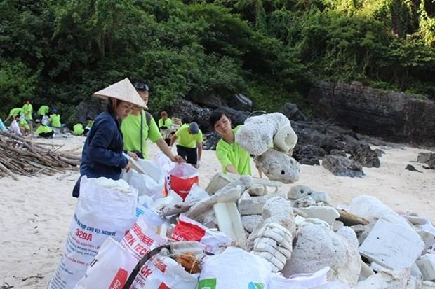 Organizaciones internacionales unen manos para proteger entorno natural en Vietnam hinh anh 1