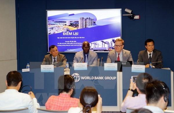 Economia vietnamita mantendra ritmo de crecimiento estable, pronostica Banco Mundial hinh anh 1
