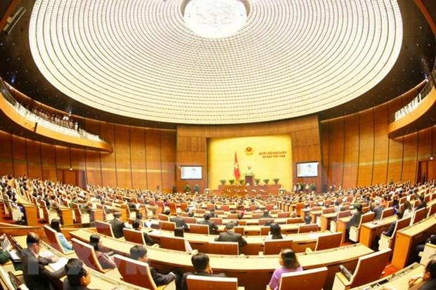 Parlamento vietnamita concluira hoy su quinto periodo de sesiones hinh anh 1