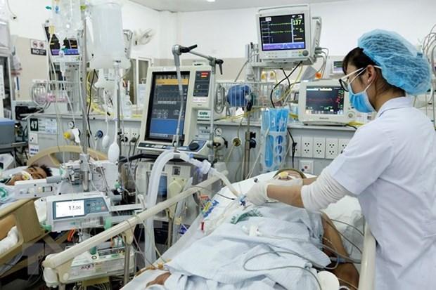 Todos los vietnamitas tendran expedientes medicos electronicos a partir de 2019 hinh anh 1