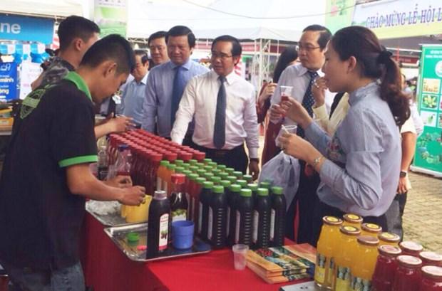 Efectuan primera Fiesta de Arroz del Delta del rio Mekong hinh anh 1