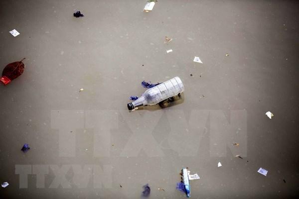 Expertos advierten a paises de la ASEAN sobre inconvenientes de los desechos plasticos hinh anh 1