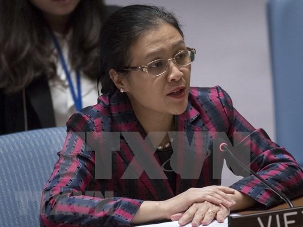 Vietnam determinado a cumplir la Convencion de la ONU sobre el Derecho del Mar de 1982 hinh anh 1