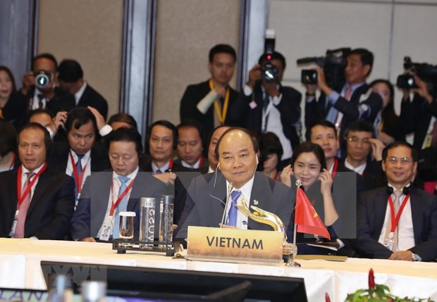 Vietnam propone medidas para optimizar operacion de la cooperacion regional ACMECS hinh anh 1