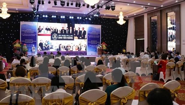 Celebran en Vietnam Conferencia Global de Salud hinh anh 1