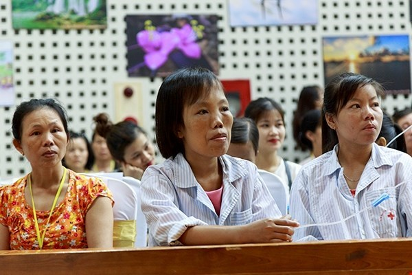 Millones de vietnamitas llevan gen de talasemia hinh anh 1