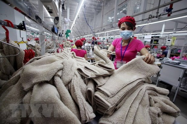 Empresas vietnamitas de textiles buscan penetrar aun mas el mercado australiano hinh anh 1
