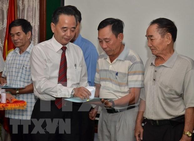 Camboya reconoce a Asociacion de Khmer-Vietnam en ese pais hinh anh 1