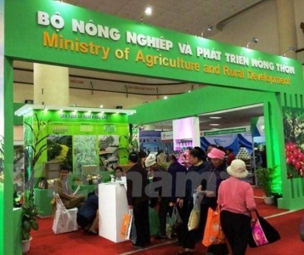 Feria Internacional de Agricultura tendra lugar en ciudad vietnamita de Da Nang hinh anh 1