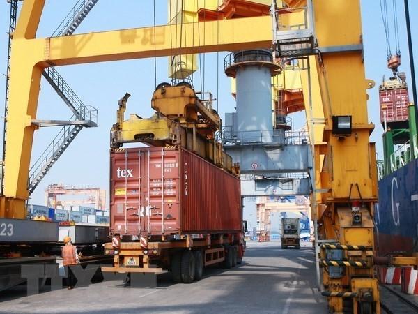 Positiva senal en balance comercial entre Vietnam y China hinh anh 1