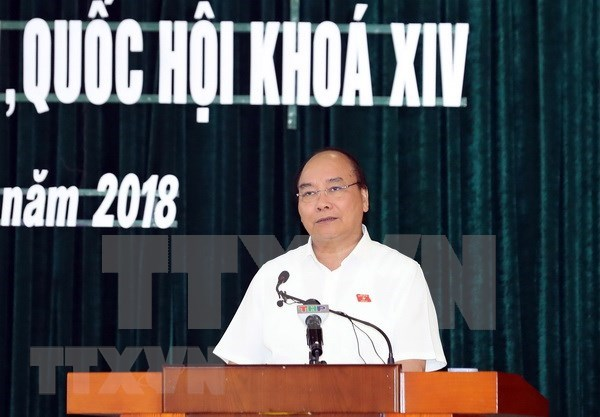 Premier vietnamita pide a pobladores mantener cautela ante informaciones tergiversadas hinh anh 1