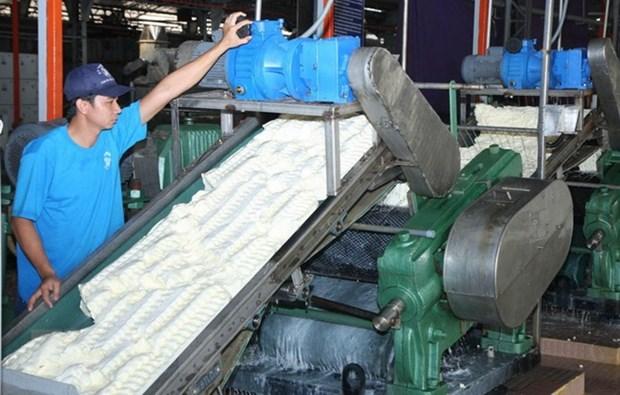 Neumaticos fabricados en Vietnam presentes en 128 paises del mundo hinh anh 1