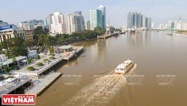 Ciudad Ho Chi Minh realiza calificacion crediticia con CFI y Standard & Poor's hinh anh 1