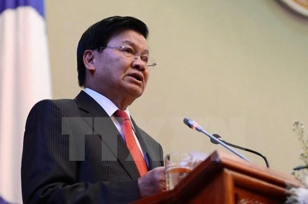 Mejora entorno inversionista de Laos, afirma Primer Ministro hinh anh 1