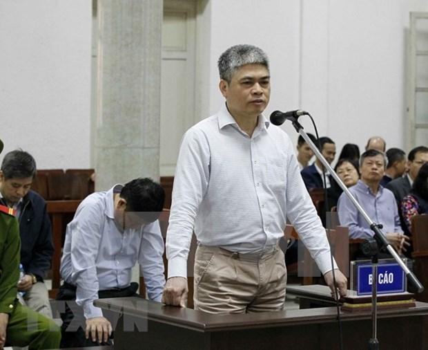 Inician juicio de apelacion contra exdirectivos de PVN en Vietnam hinh anh 1