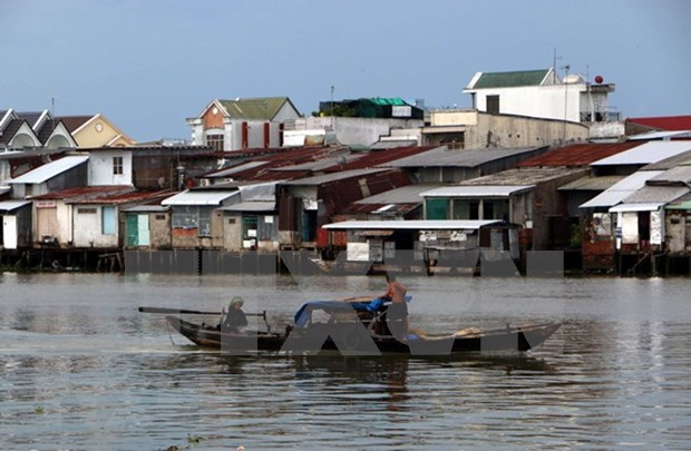 Concluye en ciudad vietnamita de Can Tho Reunion Asia- Europa sobre cambio climatico hinh anh 1