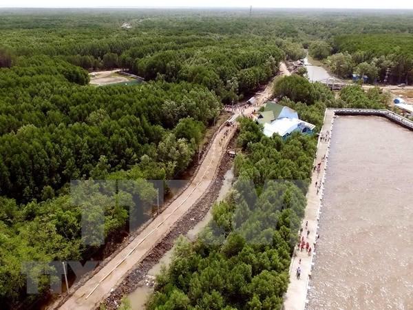 Union Europea financia centenares de proyectos en respuesta al cambio climatico en Vietnam hinh anh 1