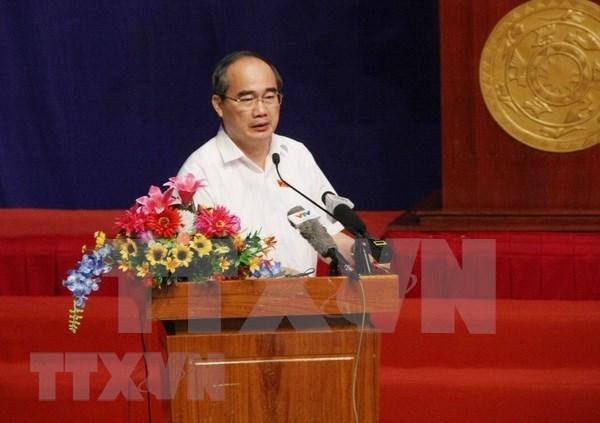 Ciudad Ho Chi Minh formara equipo encargado de inspeccion de proyecto Thu Thiem hinh anh 1