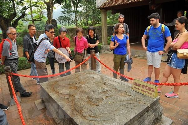 Aumenta numero de turistas chinos y surcoreanos a Vietnam hinh anh 1