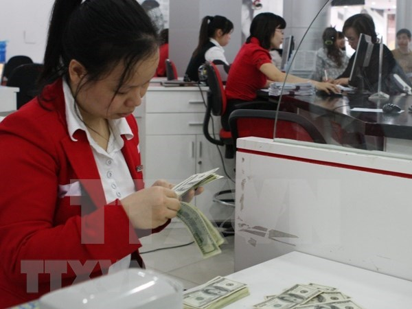 Aumenta tasa de cambio entre el dong vietnamita y el dolar estadounidense hinh anh 1