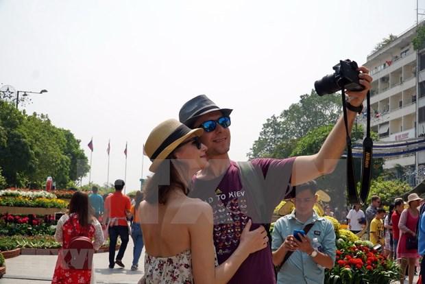 Ciudad Ho Chi Minh acoge foro regional sobre turismo en cuarta revolucion industrial hinh anh 1