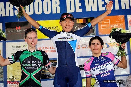 Ciclista vietnamita con grandes posibilidades de participar en Juegos Olimpicos en 2020 hinh anh 1