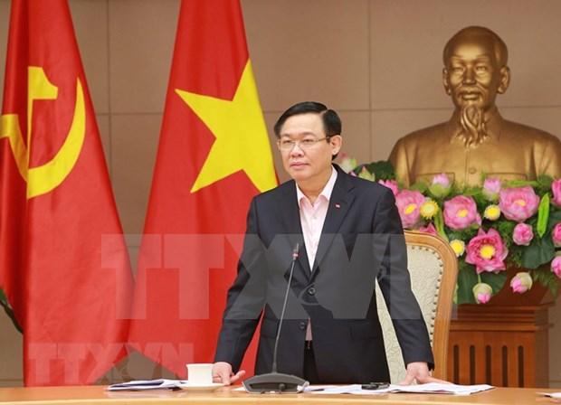 Vietnam busca impulsar nexos comerciales con paises de America hinh anh 1