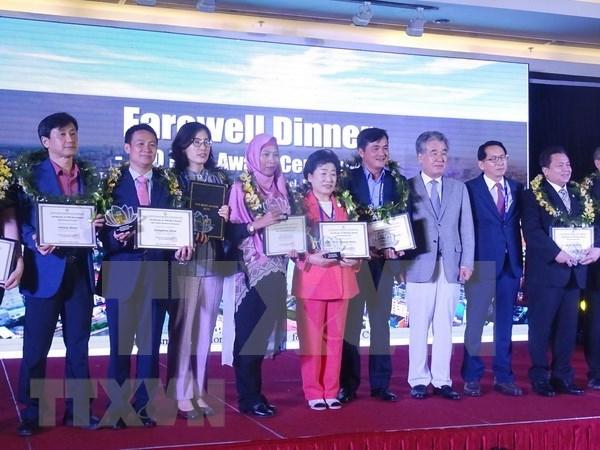 Hanoi y Ciudad Ho Chi Minh reciben premio de marketing en turismo hinh anh 1