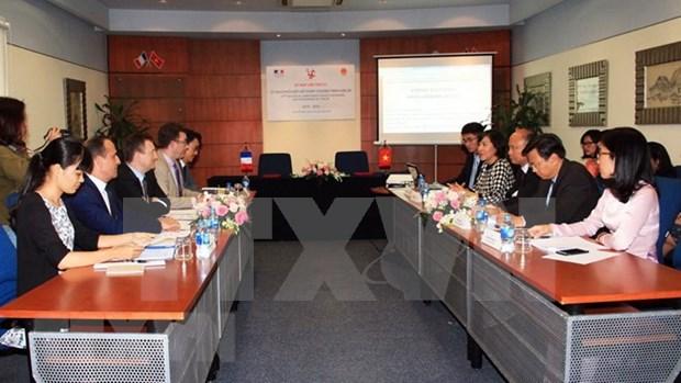 Vietnam y Francia impulsan cooperacion cultural hinh anh 1