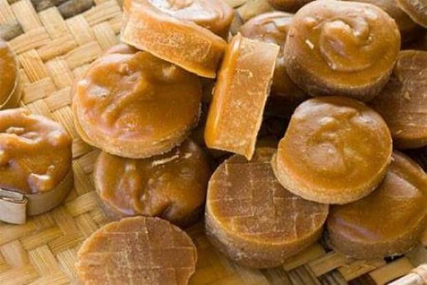 El azucar de palma, una especialidad de la provincia survietnamita de An Giang hinh anh 1