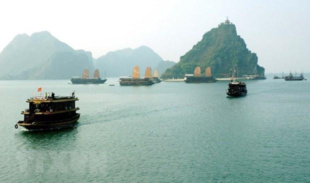 """Provincia vietnamita de Quang Ninh busca impulsar la economia y el turismo """"verde"""" hinh anh 1"""